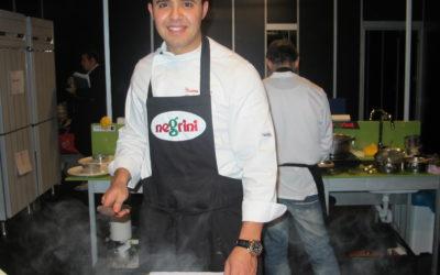 Norema Salinas Catering, Premio de Maridaje en el concurso Negrini en Madrid Fusión