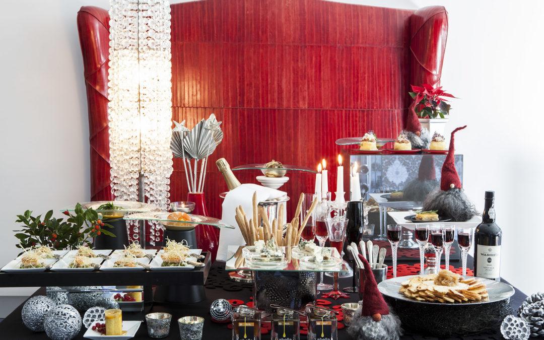 Esta navidad no te compliques, prepara un buffet