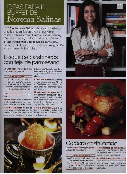 Love Cocina - Norema Salinas 3